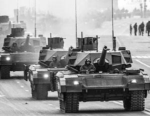 Общество: Испытания танков «Армата» в Сирии вызвали сомнения
