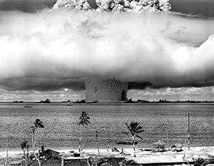 Стало известно о влиянии ядерных испытаний СССР и США на погоду в Британии