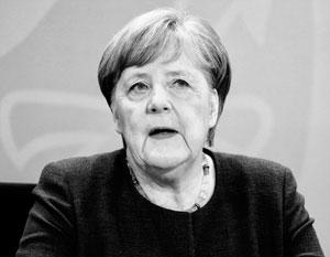 Меркель призвали подготовить ответ на санкции США против «Северного потока – 2»