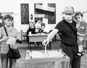 Политика: Оппозиция признала чистоту голосования по поправкам