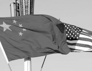 США объявили о введении санкций против Китая