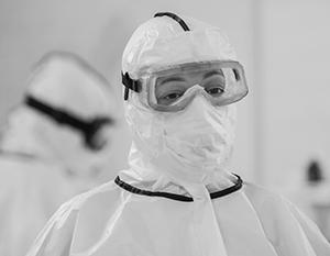 Британские СМИ раскрыли личность тульской «медсестры в бикини»