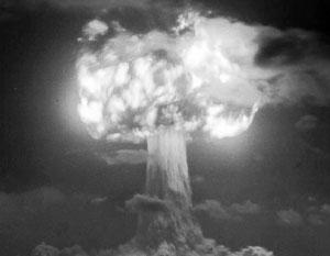 Власти США задумались о новом ядерном испытании