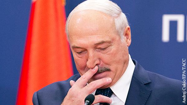 Политика: Игра с «вагнеровцами» загнала Лукашенко в ловушку