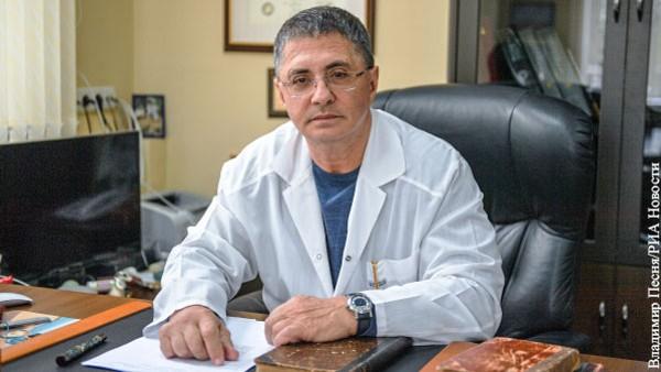Доктор Мясников объяснил, почему не надо бояться роста числа случаев коронавируса