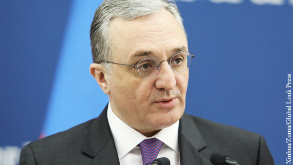 Армения упрекнула Украину в закомплексованности