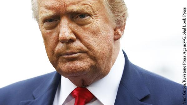 Трамп обличил «очередную фальшивку на тему России»