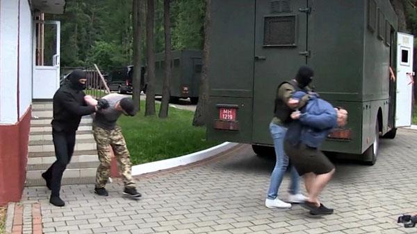 Лукашенко назвал условие выдачи задержанных россиян Украине