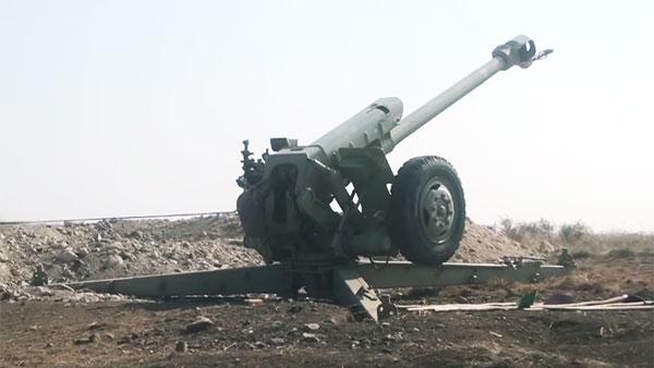 Армения обвинила Азербайджан в нарушении перемирия