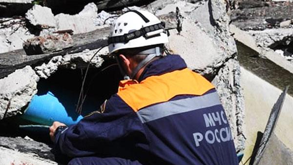 Взрыв произошел в жилом доме в Приморье
