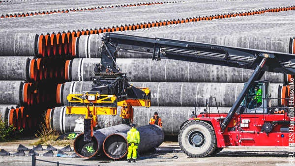 Экономика: Дания нашла способ обойти санкции США против «Северного потока – 2»