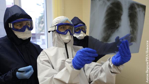 В России выявили 8,3 тыс. новых случаев коронавируса