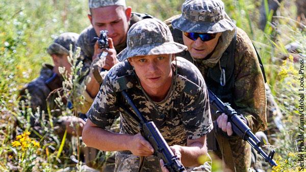 Киев заявил о способности украинских войск взять Донецк и Луганск