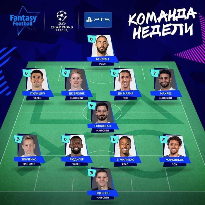 Зинченко попал в команду недели Лиги чемпионов