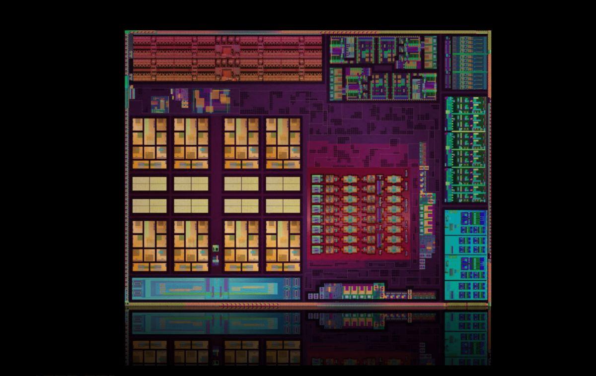 Стали известны основные спецификации гибридных процессоров AMD Ryzen 4000G