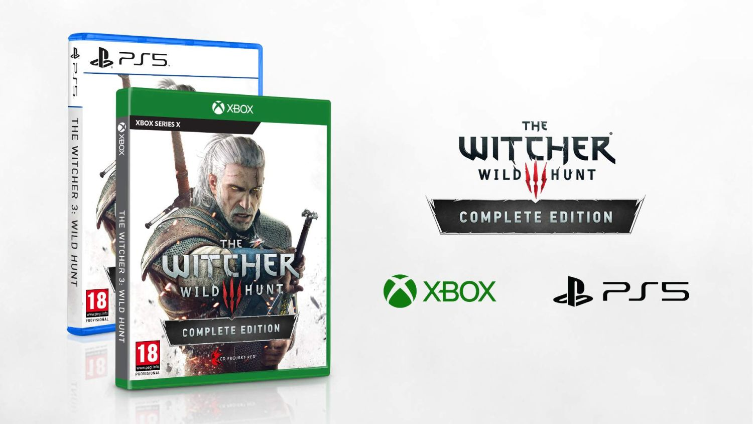 The Witcher 3: Wild Hunt выйдет на PlayStation 5 и Xbox Series X