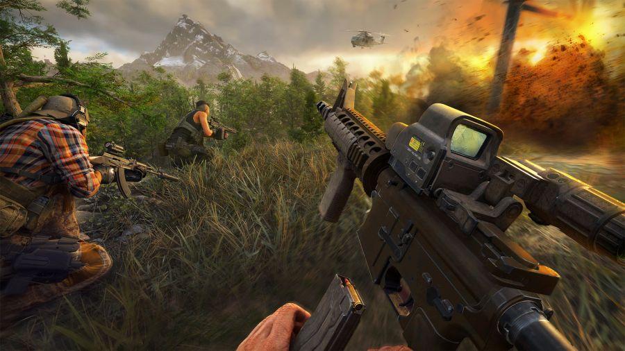 Ubisoft анонсировала шутер Ghost Recon Frontline