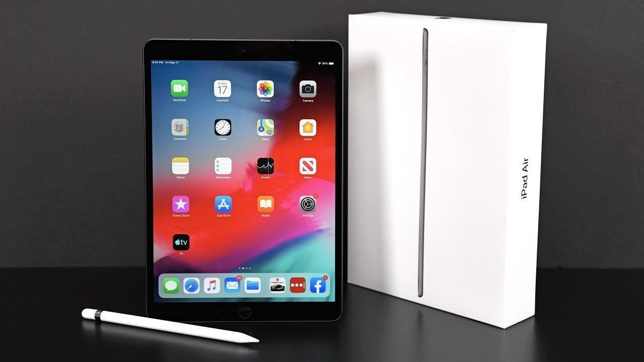 Apple выпустит планшет iPad Air в 2020 году
