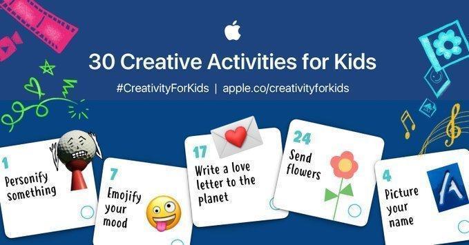 Apple создаст обучающую программу для детей на iPad