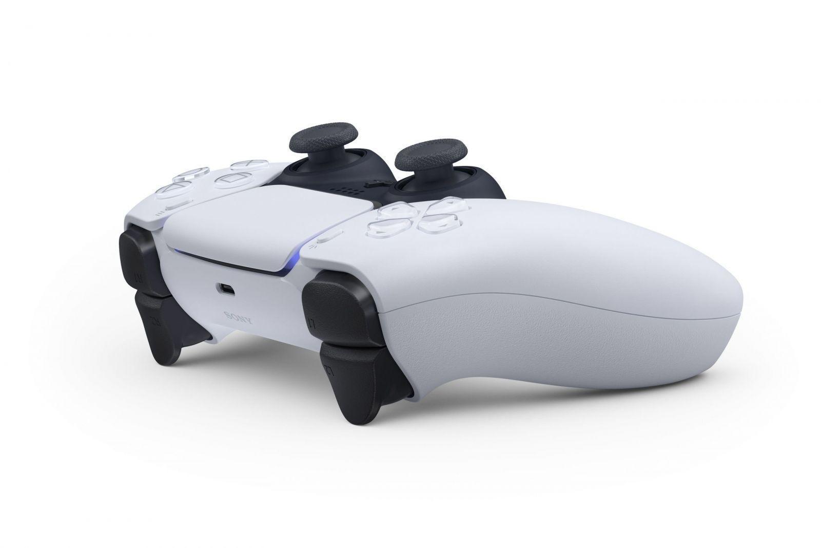 Sony представила джойстик DualSense для Playstation 5