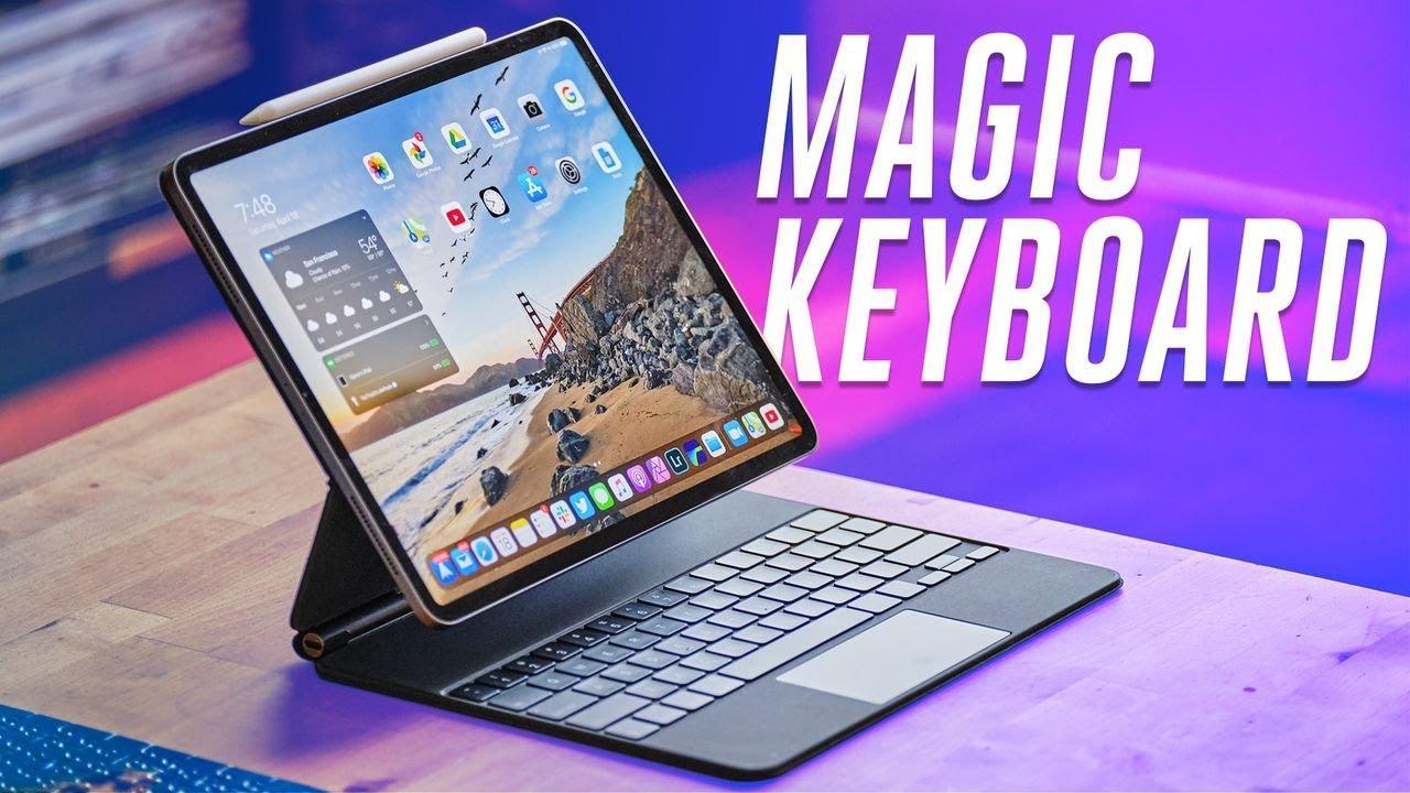 Apple планирует поменять клавиатуру Magic Keyboard для iPad Pro