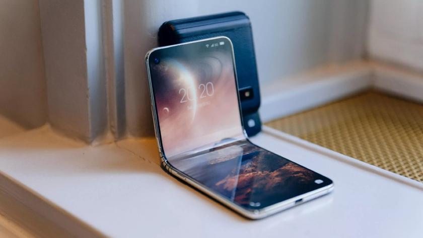 Xiaomi сделает складной смартфон с вращающейся камерой