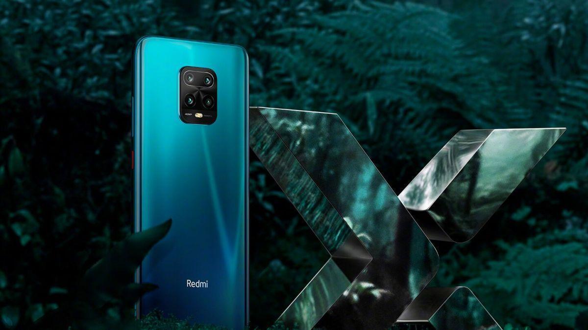 Redmi представила смартфон Redmi 10X