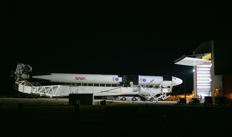 NASA объявила, что SpaceX готова совершить пилотируемый полёт
