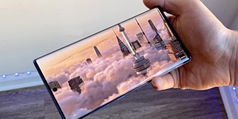 Первые изображения Samsung Galaxy Note 20