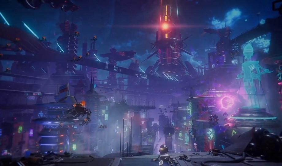 Прямая презентация игр для Sony PlayStation 5