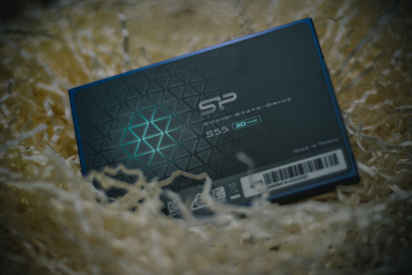 Быстро и надёжно. Обзор Silicon Power SSD Slim S55