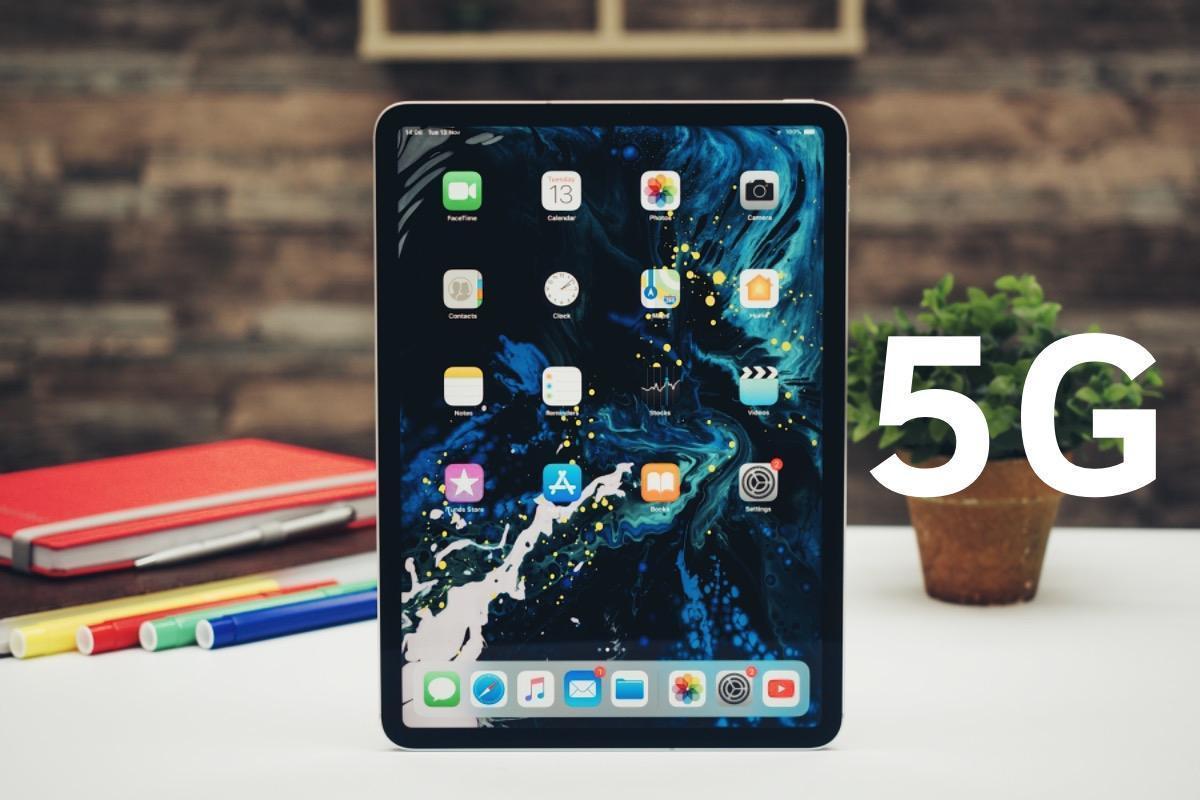 Apple готовит iPad Pro с поддержкой 5G и LED-дисплеем. Он выйдет в 2021 году