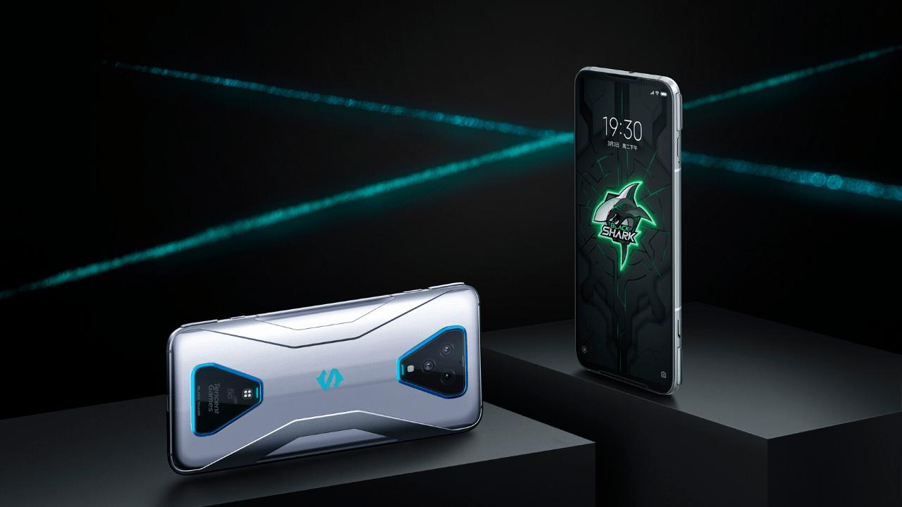 Black Shark 3S с чипом Snapdragon 865+ официально представлен