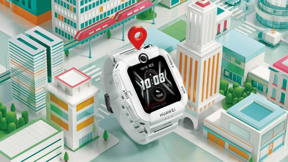 Huawei представила детские умные часы Huawei Watch 4X