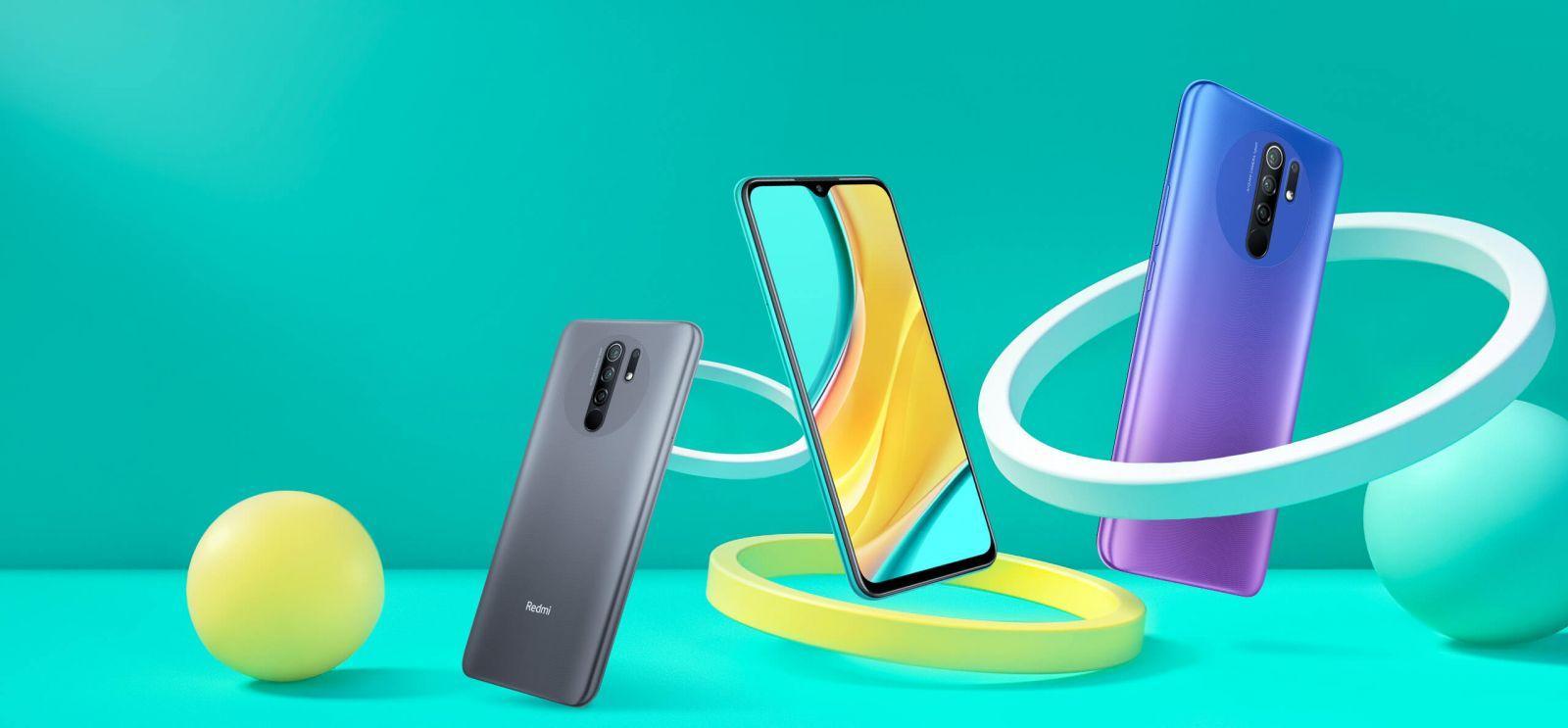 Xiaomi показала в России смартфон Redmi 9