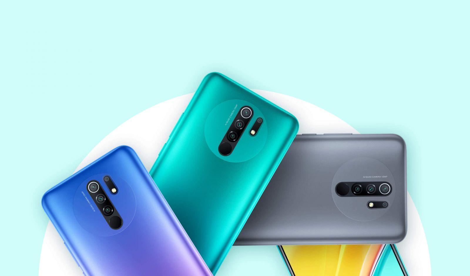 Xiaomi показала Redmi 9 для европейского рынка