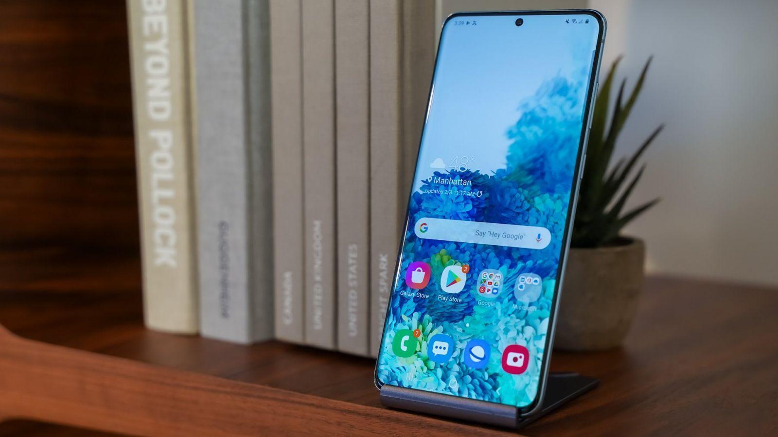 Samsung представила бюджетный смартфон Galaxy M31s