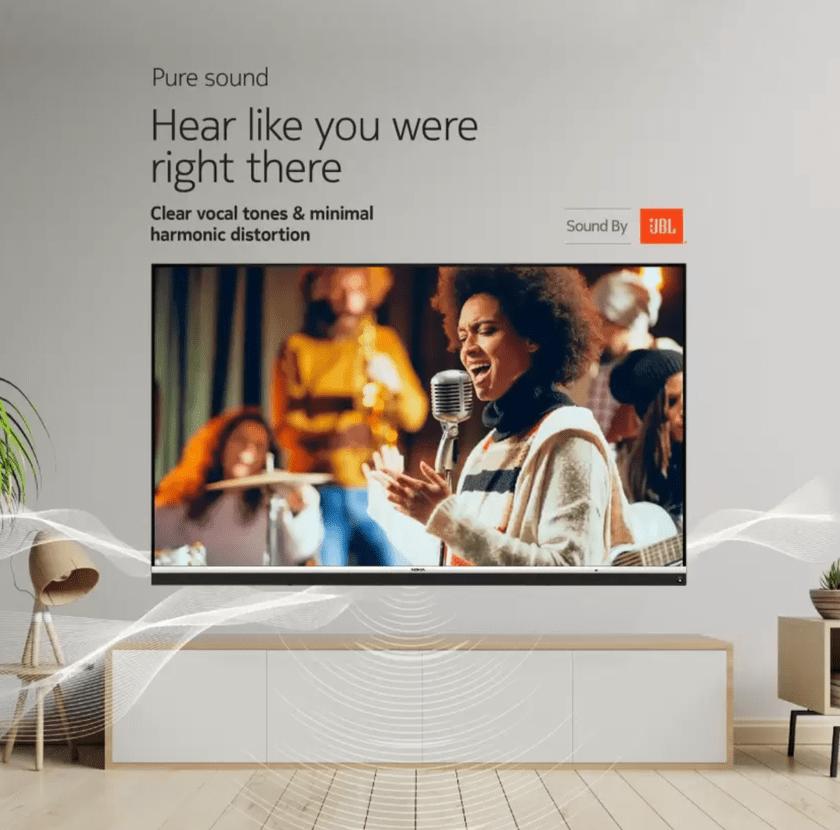 Nokia выпустила 65-дюймовый телевизор за 870 долларов