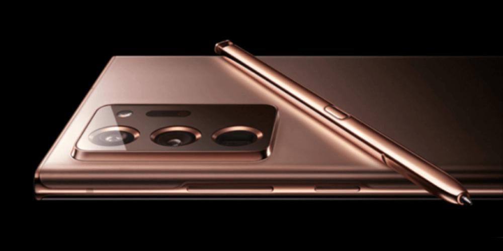 Вот как будут выглядеть чехлы для Samsung Galaxy Note20