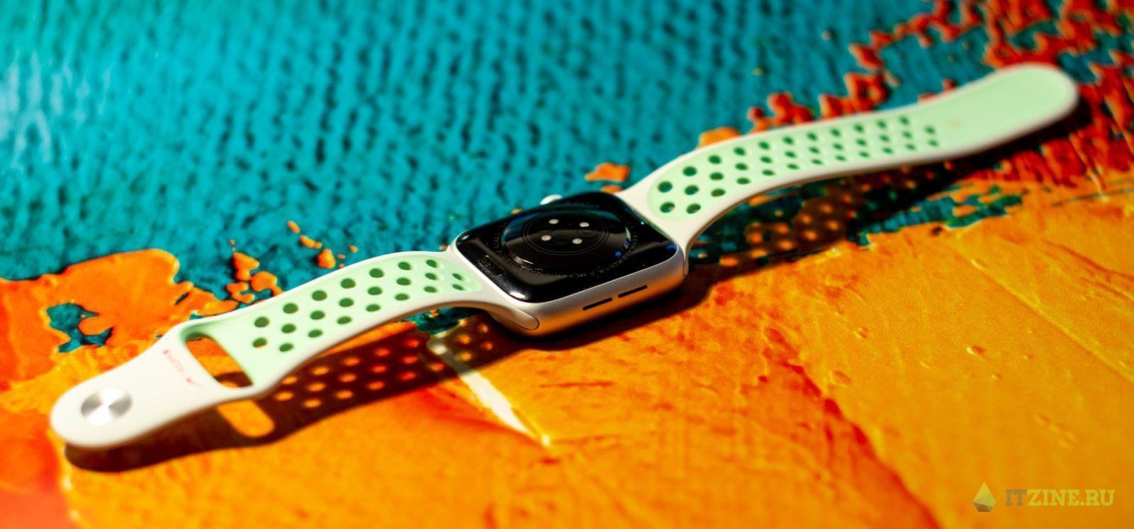 ЭКГ на Apple Watch заработает в России