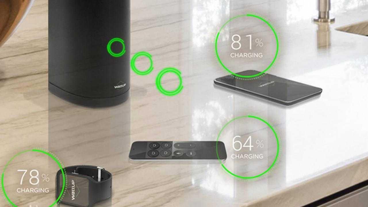 Huawei запатентовала дистанционную лазерную зарядку для смартфонов
