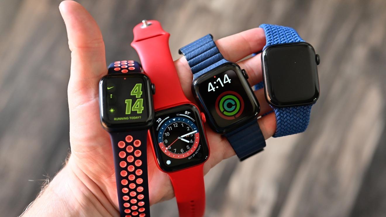 Apple выпускает обновление watchOS 7.0.3 для Apple Watch series 3
