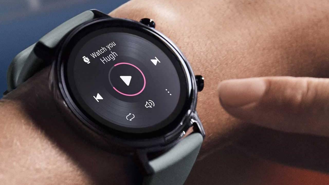 Oppo представила умные часы Watch RX с круглым дисплеем