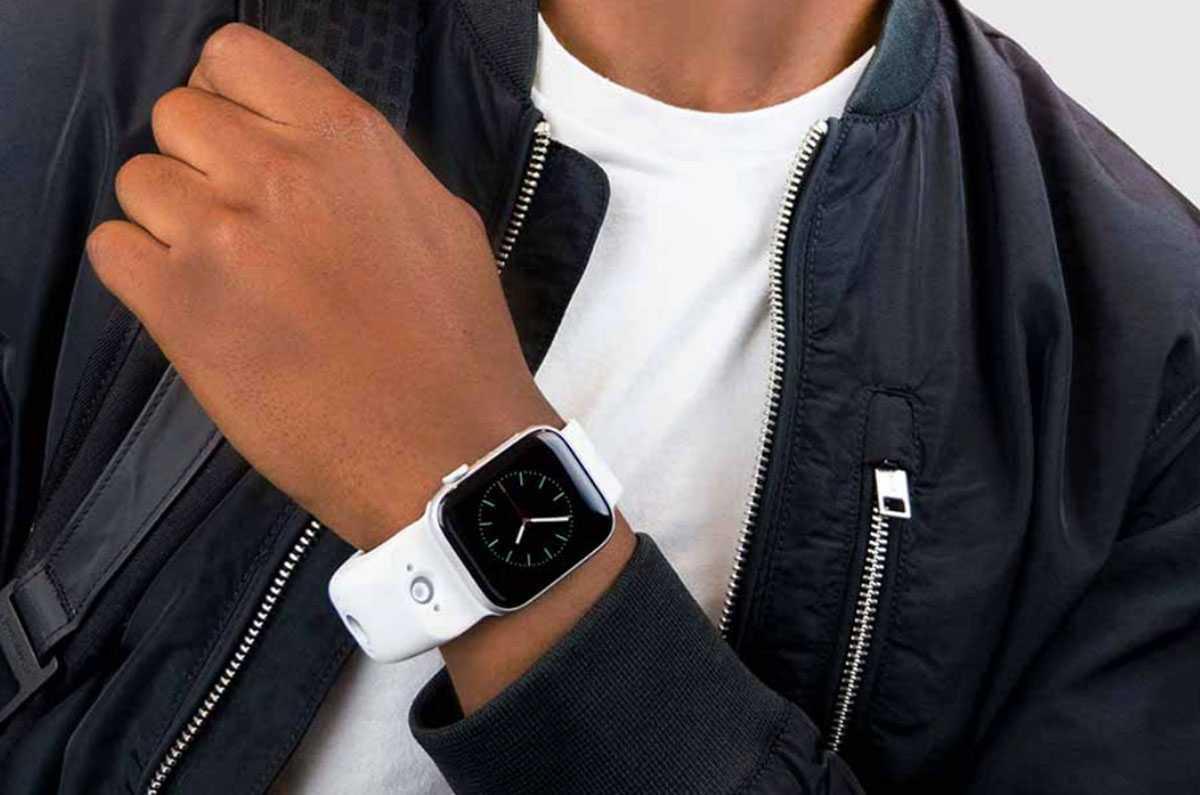 Apple готовится представить Wristcam – ремешок с двумя камерами для Apple Watch