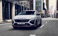Hyundai представила 'заряженный' кроссовер