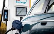 Продажи электромобилей в Украине сократились на треть
