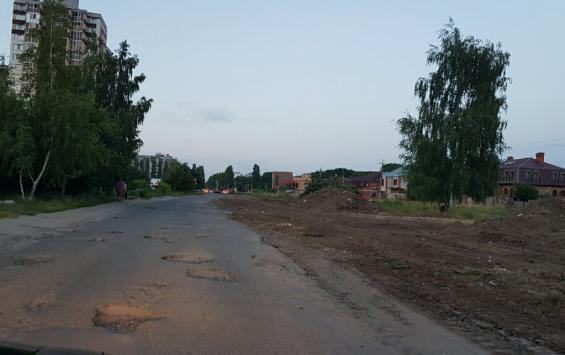 В Курской области отремонтируют 30 улиц