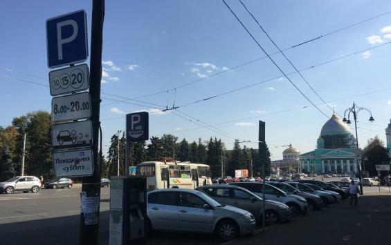 В Курске появится 150 парковочных мест у восьми медучреждений