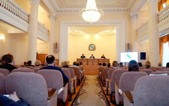 В Курске прошли публичные слушания по отчету об исполнении бюджета за 2020 год