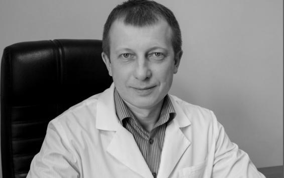Скончался заведующий отделением областной больницы Алексей Богушевский